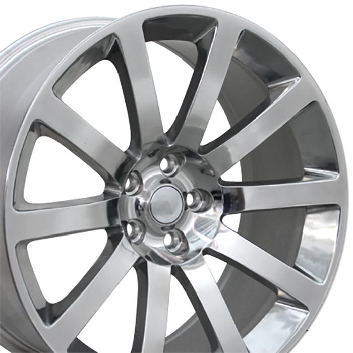 OEW 20x9 Rim Fits Dodge Chrysler 300 SRT Charger