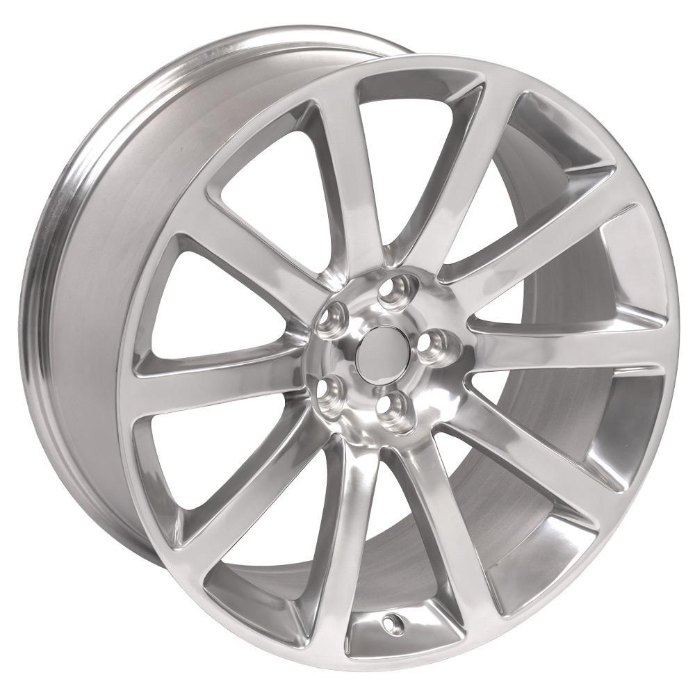 """Sell One 20"""" Rim Fits Chrysler CL 300 SRT Wheel Polish"""