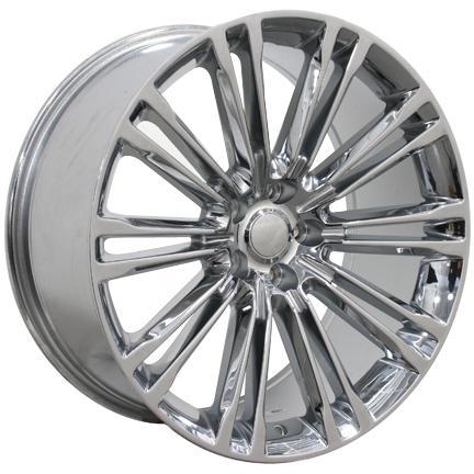 """20"""" Chrome Wheels 20x9 Set of 4 Rims Fits Chrysler 300 SRT 8"""