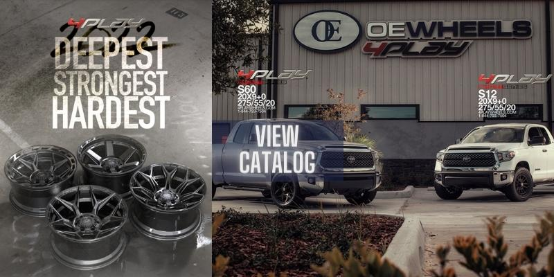 4PLAY Wheels 2021 Online Catalog