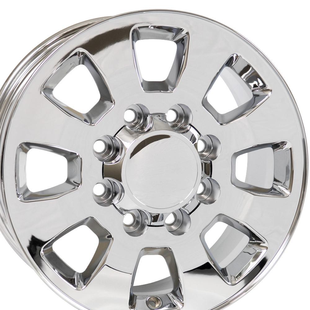 factory replica rims p ltz wheels s tahoe chrome oe chevrolet silverado avalanche inch