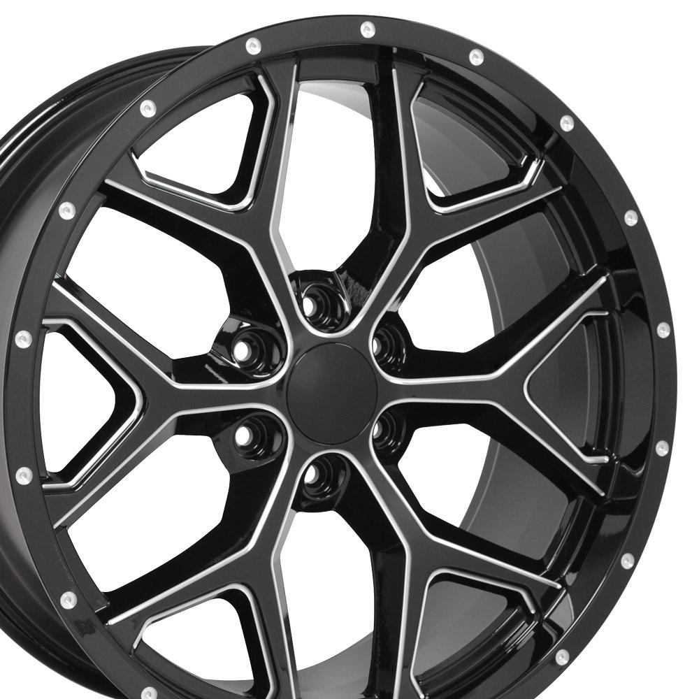 All Chevy black chevy rims : Wheels for Cadillac