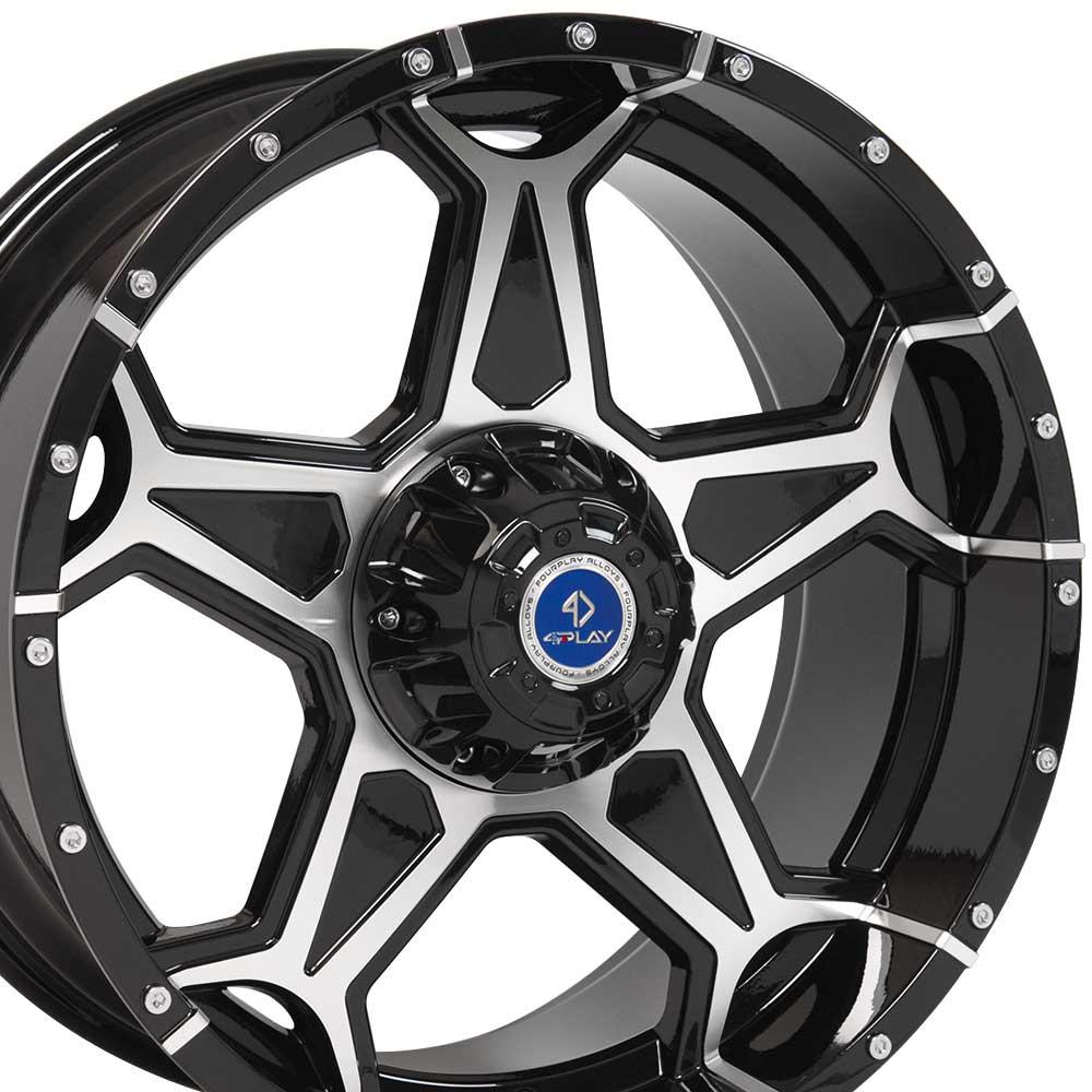 All Chevy 6 lug chevy bolt pattern : Wheels for Trucks