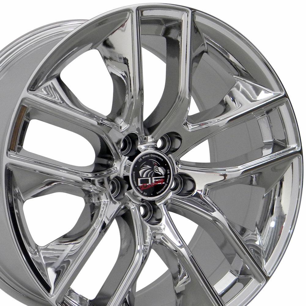 20 Mustang Wheels