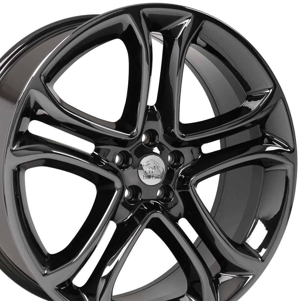 Pvd Black Chrome Wheels Fit Ford Edge X