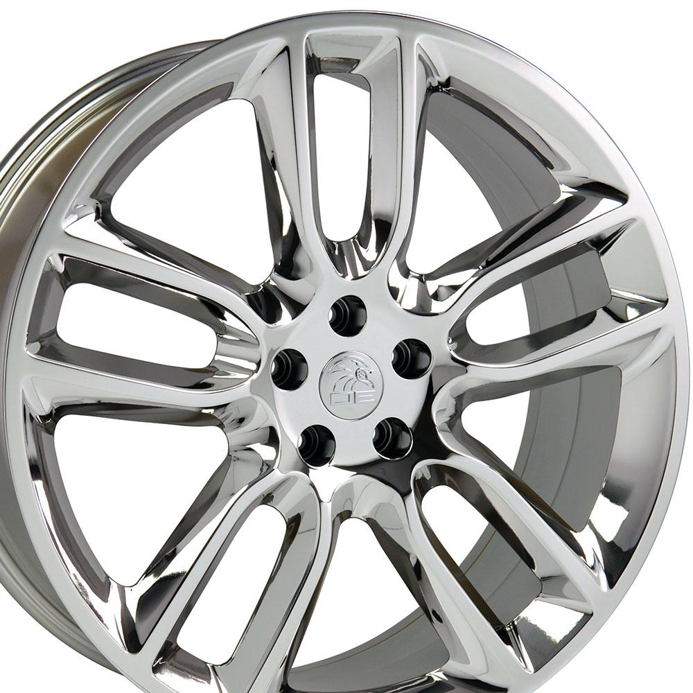 Ford Flex Sale: 22x9 PVD Chrome Edge Style Wheels Set Of 4 Rims Fits Ford