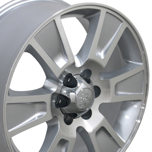 Purchase One 20 Quot Fits F 150 Style Wheel Silver Mach D Face