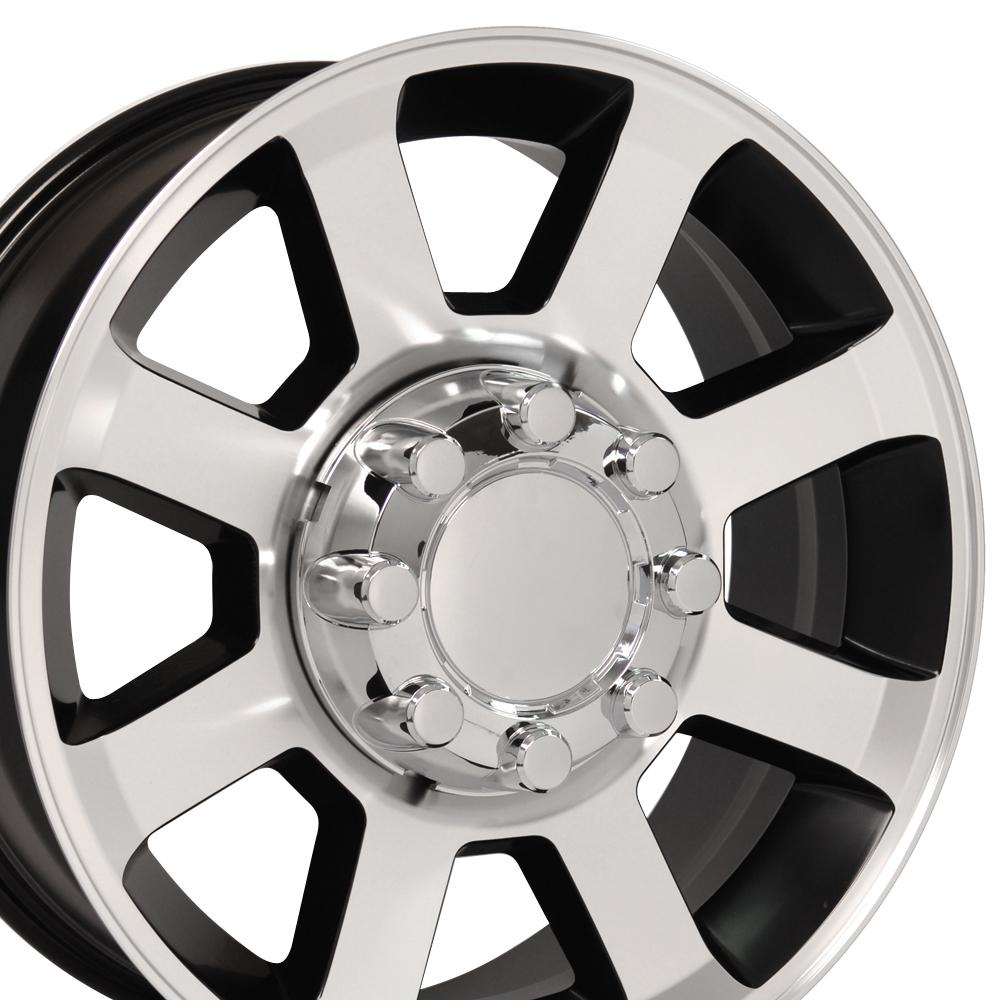 "FR78 18"" polished aluminum wheel rim for Ford Excursion"