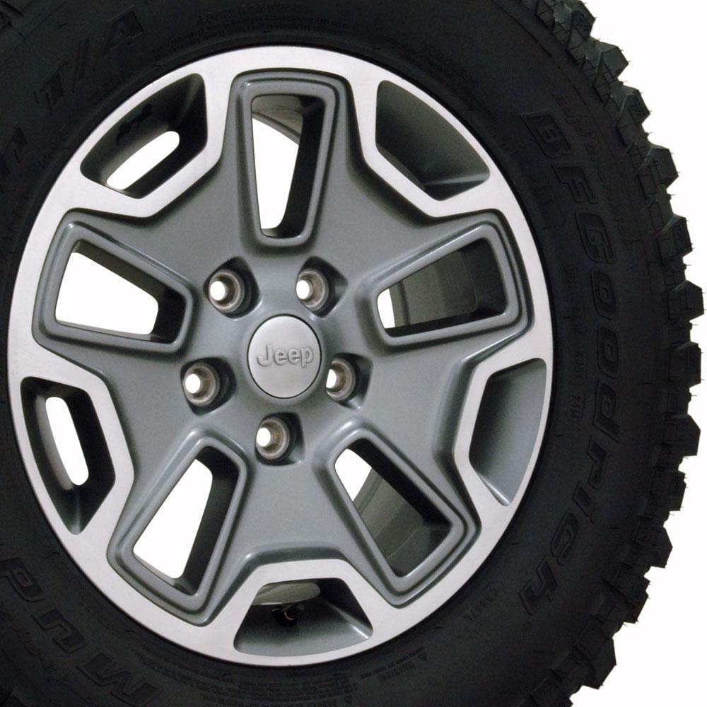 Jeep Rubicon Wheel Amp Tire
