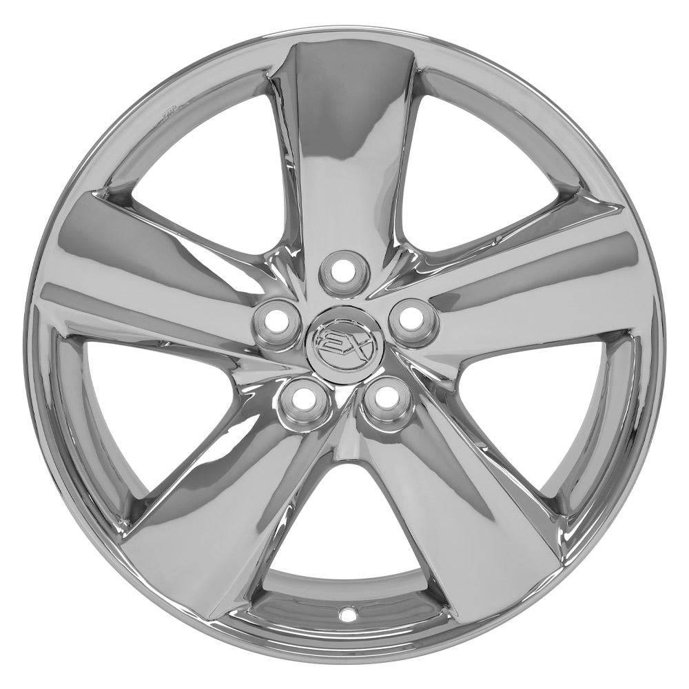 2013 Lexus Ls460 For Sale: Lexus LS 460 Style Replica Wheel Chrome 18x8