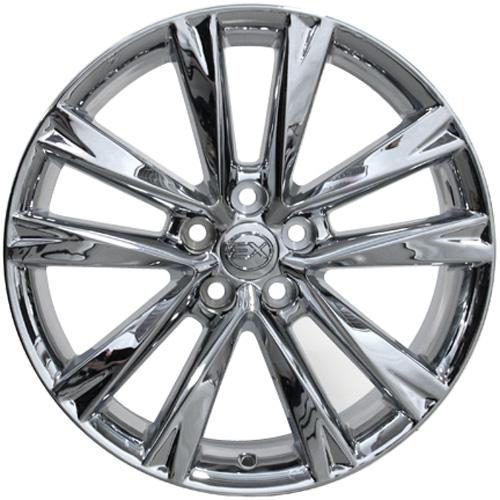 """2012 Lexus Es 350 For Sale: Find 19"""" Chrome RX350 F Sport Wheels 19x7.5 Set Of 4 Rims"""