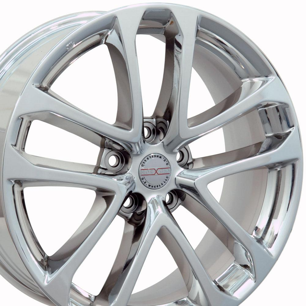 18 pvd chrome altima style wheels 18x7 5 set of 4 rims. Black Bedroom Furniture Sets. Home Design Ideas