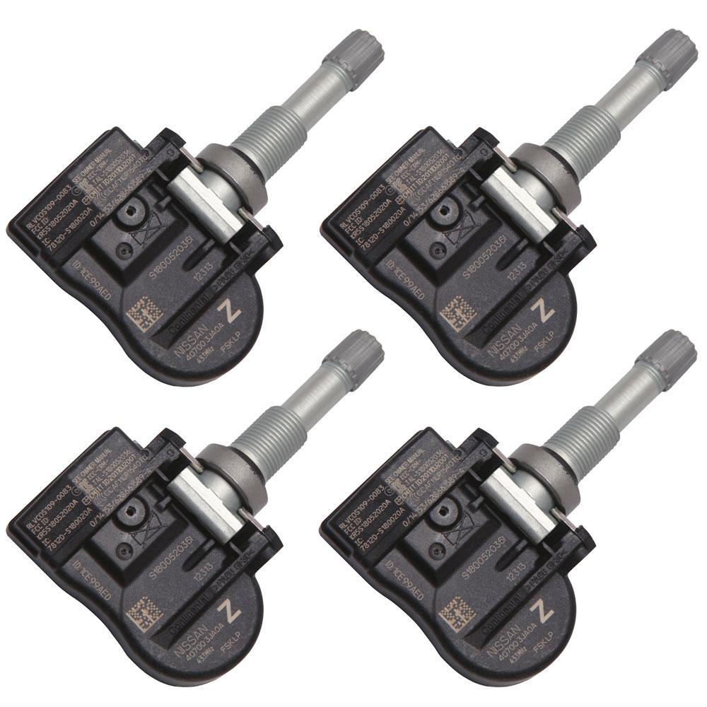 nissan  jaa  mhz tpms tire pressure sensors  nissan altima