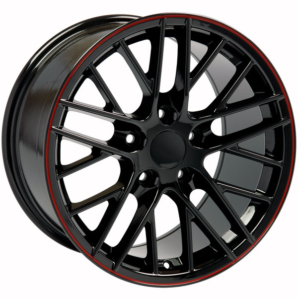 17x9.5 CV08A rims for Firebird