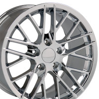 Rims for Corvette Chrome C6 ZR1