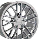 Rims for Corvette Chrome C6 ZR1