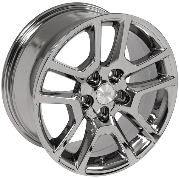 cabinet wheels chevrolet malibu pvd chrome wheel 13078