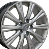 Lexus ES 350 Rim Hyper Silver 17x7