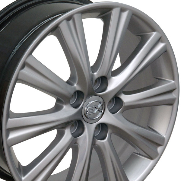 hollander 74191 lexus wheel