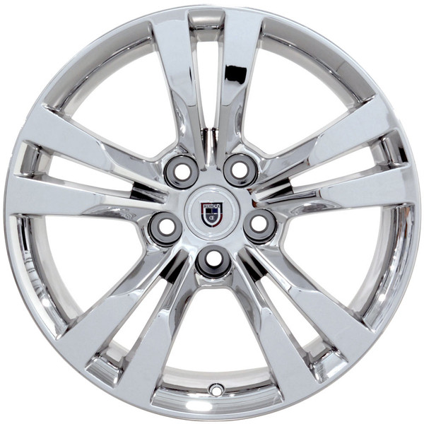 Cadillac CTS Style Replica Wheel PVD Chrome 18x8.5