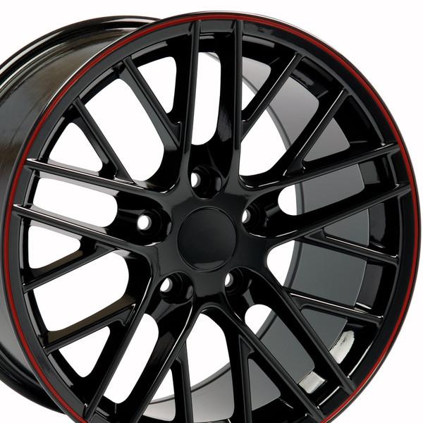 Camaro Corvette C6 Zr1 Wheel