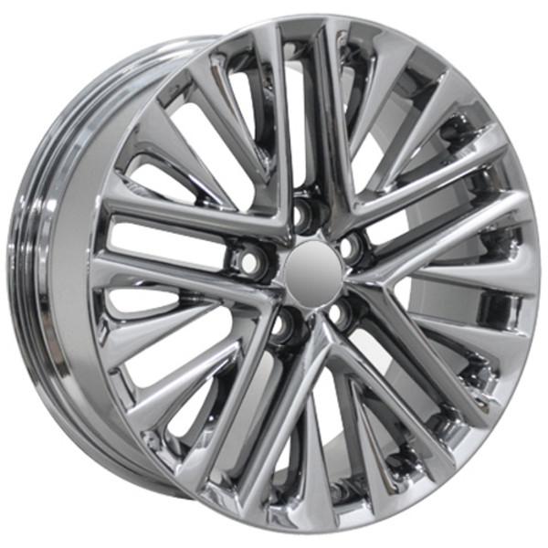 Lexus Es 350 Tires: Lexus ES 350 Style Replica Wheel Chrome 18x7 SET