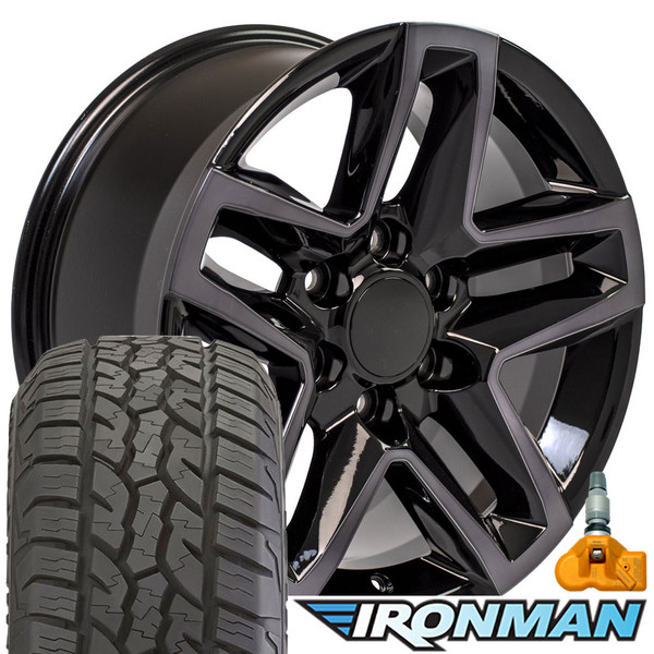 18 inch Trail Boss Rim Tire SET
