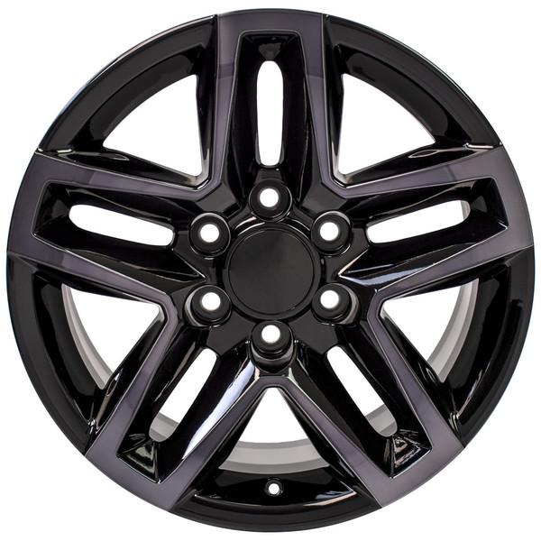 Trail Boss Wheels Tire TPMS Set