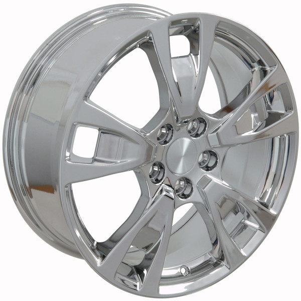 Acura TL Chrome Wheel Replica SET AC06 19x8