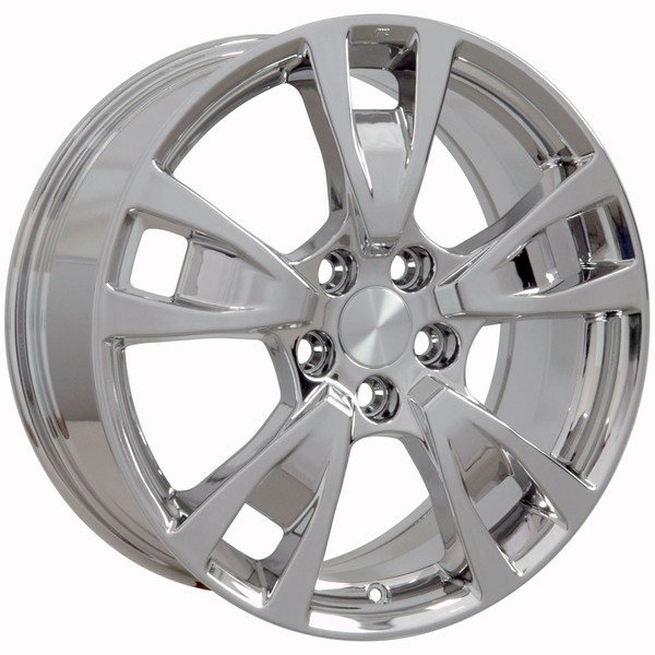 Acura TL Chrome Wheel Replica AC06 19x8