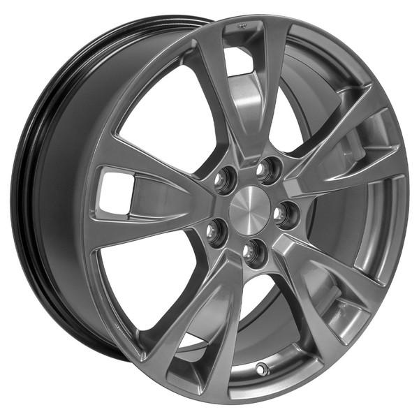 Acura TL Style Replica Wheel Silver 19x8