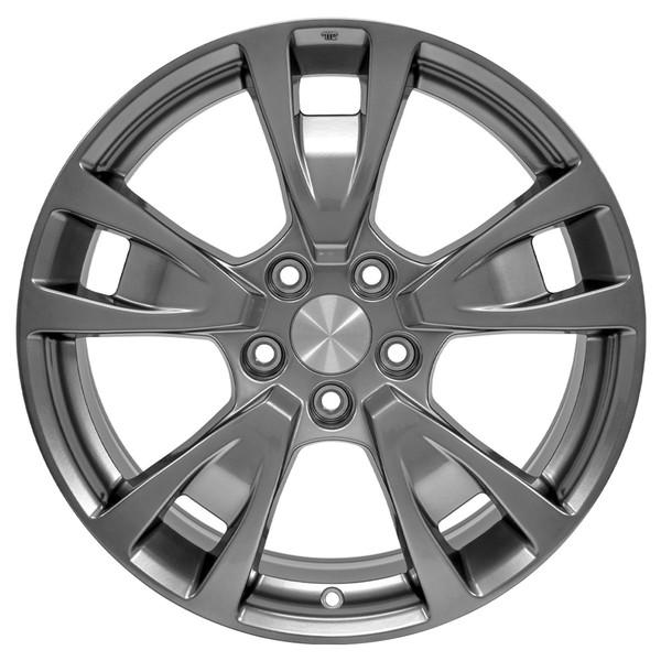 Acura TL Style Replica Wheels Silver X SET - Acura tl rim