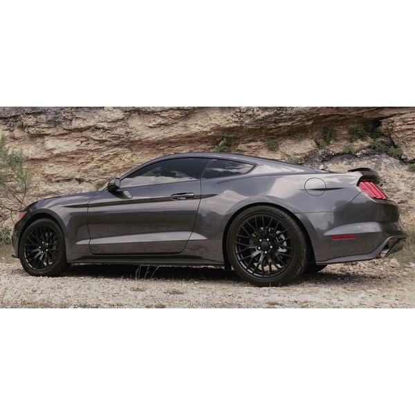 Mustang Wheels Gt Rims Fr19c 19x10 Satin Mustang Rims