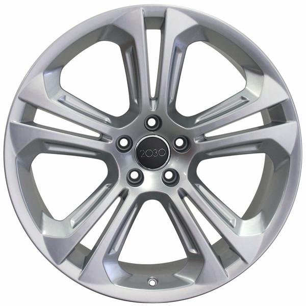 Audi Q5 Style Replica Wheels Hyper Silver 20x8.5 SET