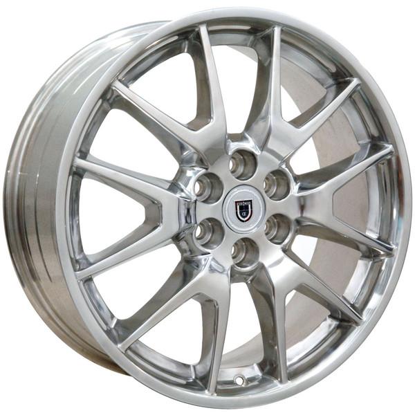 Cadillac Srx Aftermarket Wheels >> Cadillac SRX Style Replica Wheel Polished 20x8