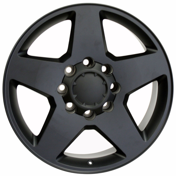 Rims for 8 lug HD Chevy Truck
