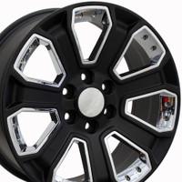 Chevy Silverado Replica Wheel