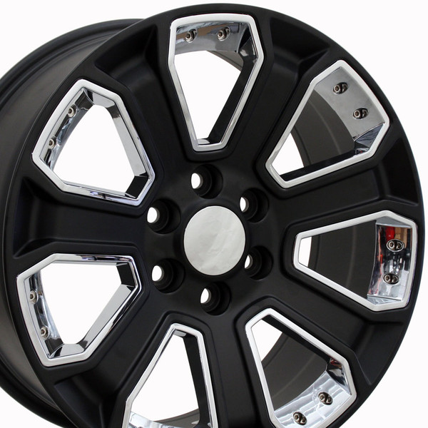 Chevy Silverado Replica Wheel
