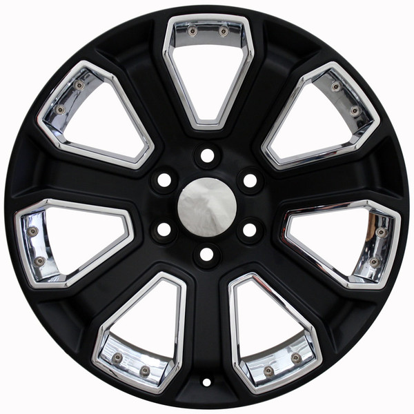 Rims for Silverado Hollander 5660