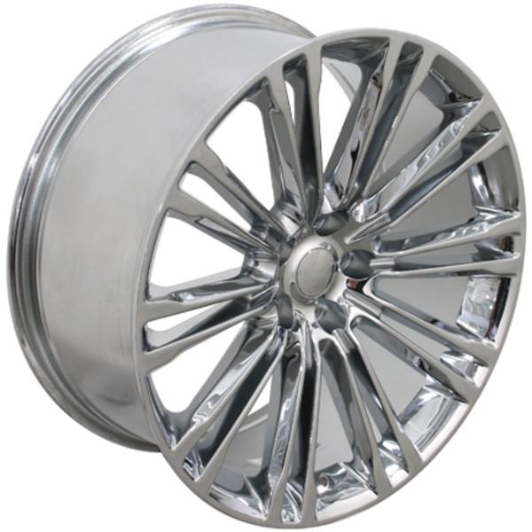 Chrysler 300 Style Replica Wheel Chrome 20x9 SET