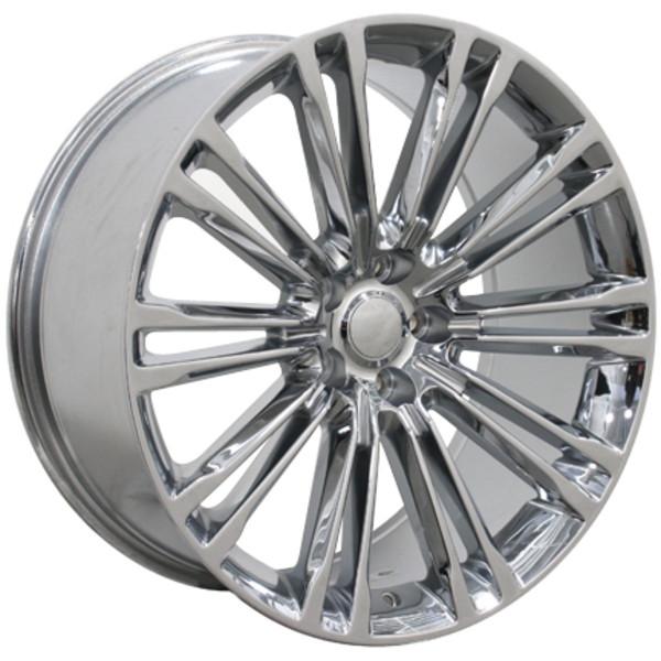 Chrysler 300 Style Replica Wheel Chrome 20x9