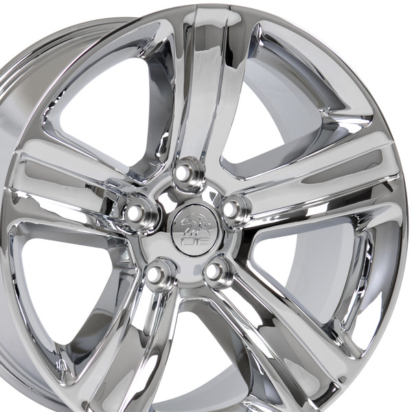 Dodge Ram Rims >> 20 Inch Rims Fit Dodge Ram Wheels Dg65 20x9 Chrome Set