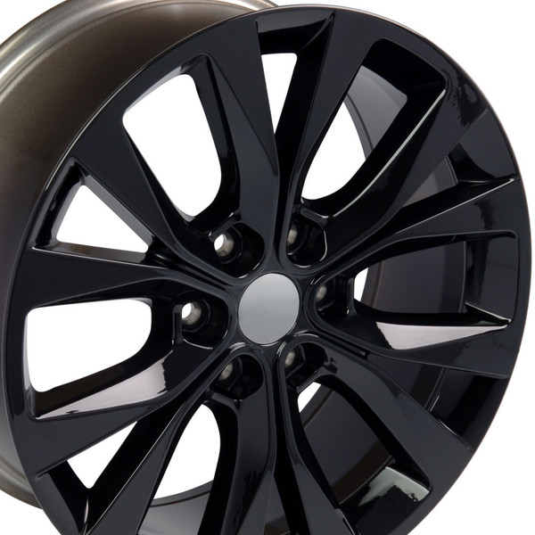 Black Rim for F150 Hollander 10003