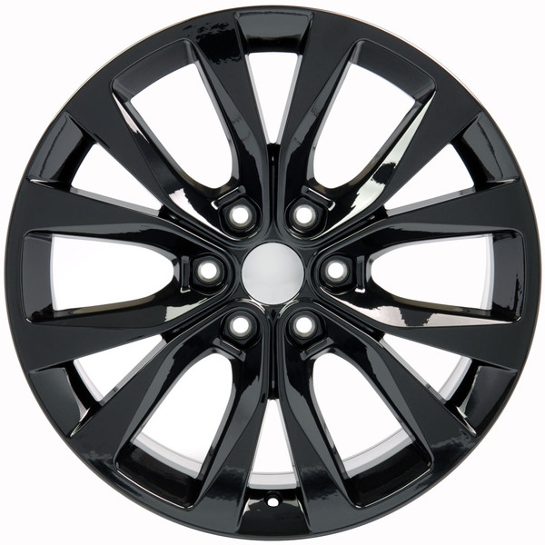 Rims for F150 Black Hollander 10003