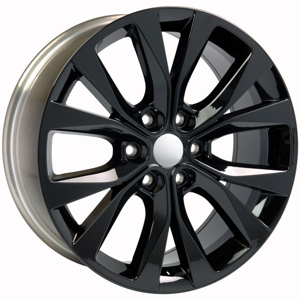 Black rim for Ford Hollander 10003
