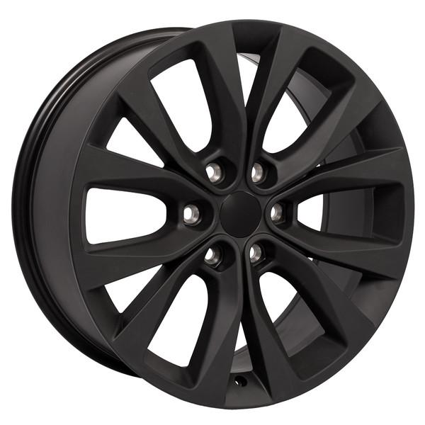 Black Rims for Ford Truck 10003