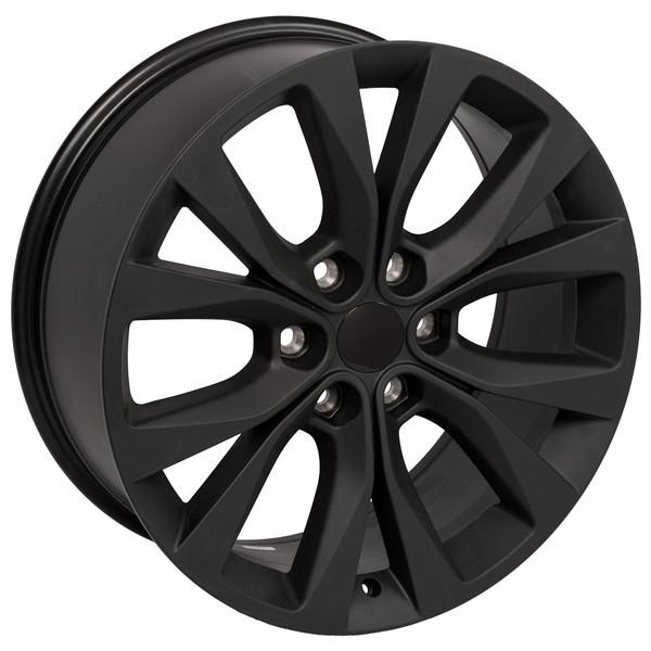 Hollander 10003 Black Wheels