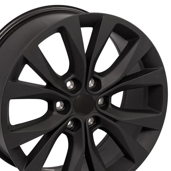 Hollander 10003 Ford F150 Black