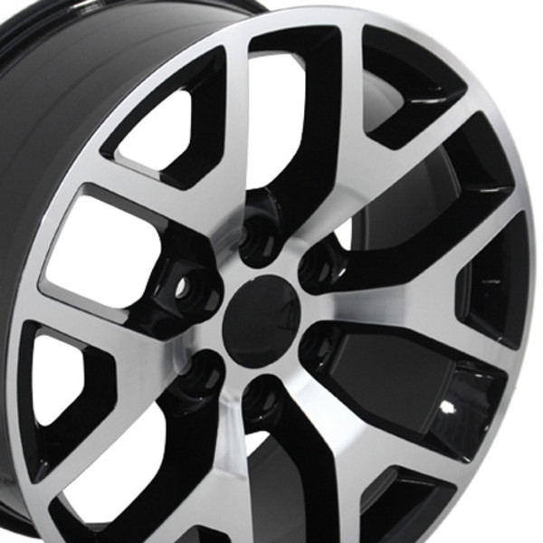 Honeycomb Rim for Silverado 5656 BM