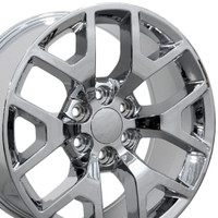 Honeycomb Wheels Tahoe 5656 C 20""